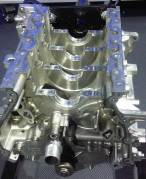 Part of Ford's more fuel efficient EcoBoost engine.  Photo: Z. LIpman